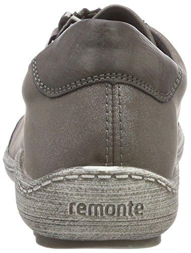 42 Zapatillas Eu R1402 Remonte mineral fumo 44 Gris Para Mujer 6xdq8zw