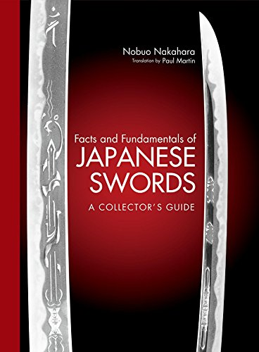 Facts and Fundamentals of Japanese Swords: A Collector's Guide Antique Japanese Sword