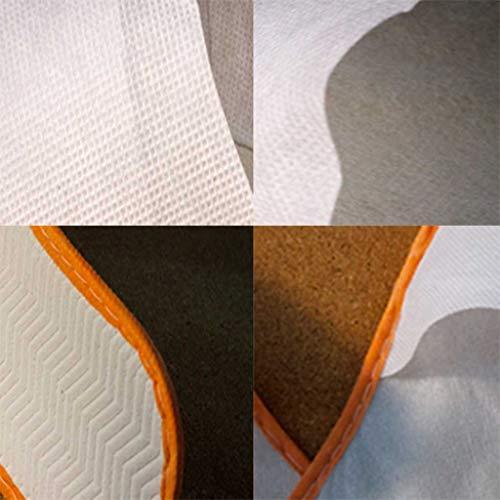 Naranja De Hogar Pares Blanco Hospitalidad Interior 100 Salón Zapatillas No Belleza Club Hotel Desechables Tejidas Del La ZR5wwBfxq