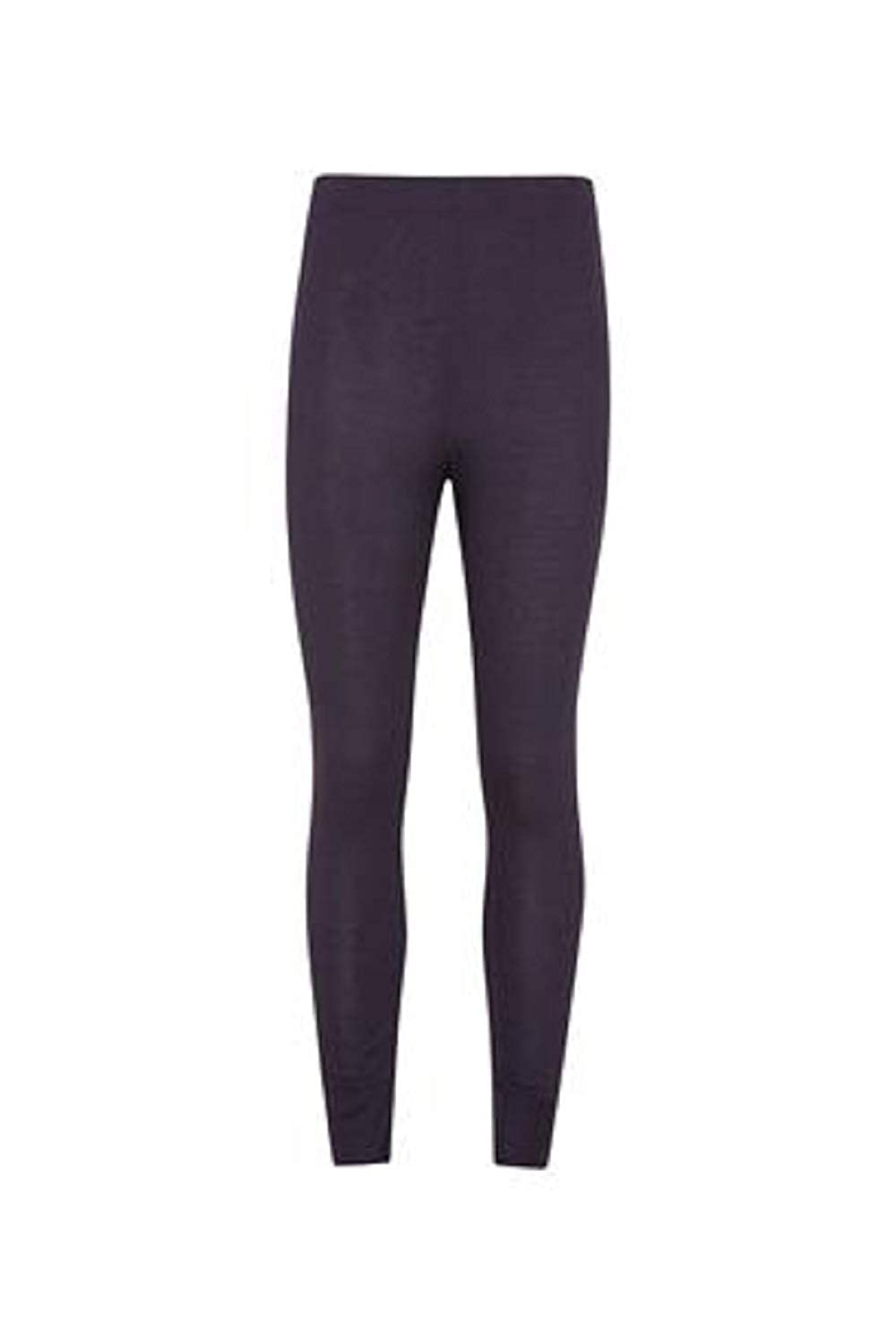 LADIES WOMEN THERMAL LEGGINGS FLEECE LINED WINTER THICK BLACK 4.9 TOG S-XL