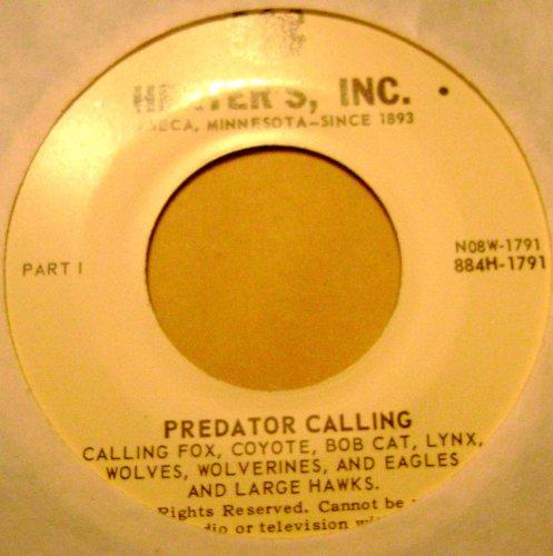 (Herter's Predator Calling 45 Rpm)