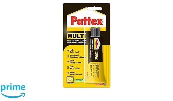Pattex - Pegamento multiusos (50 g): Amazon.es: Industria, empresas y ciencia