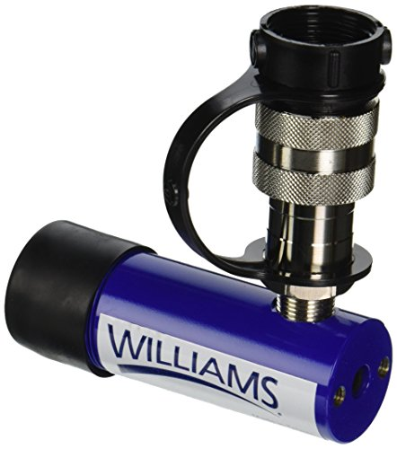 Williams Hydraulics 6C05T01 5 Ton Single Acting Cylinder 1 Inch by Williams