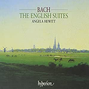 BACH. English Suites. Hewitt