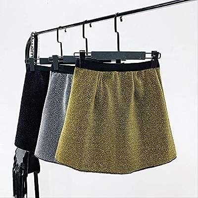 MEILIDE Falda para Mujer Falda de algodón Espacial Nueva Falda de ...