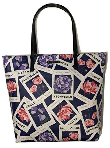 Kate Spade New York Bon Shopper Tote Turn Over a New Leaf WKRU3697 Seed Packet