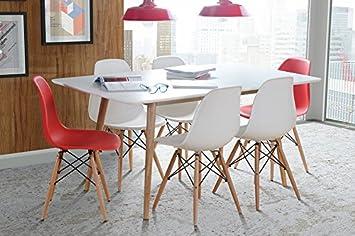 my furniture tretton esstisch retro design rechteckig erhaeltlich