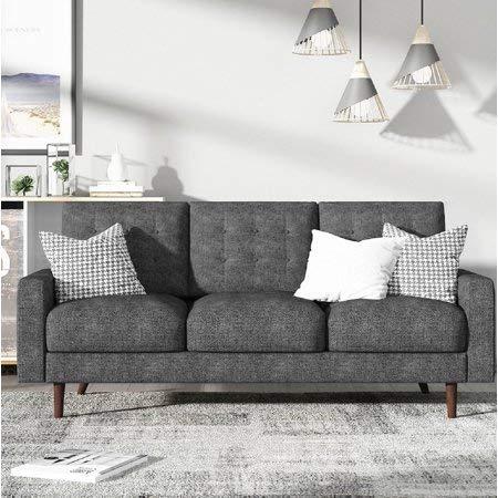 Superb Amazon Com Elegant Sofa Velvet Furniture Solid Wood Frame Evergreenethics Interior Chair Design Evergreenethicsorg