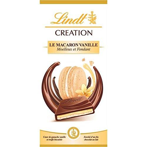 Lindt - Creation Macaron Milk Vanilla 3 Tabletas 150G - Création Macaron Lait Vanille Les 3 Tablettes De 150G - Precio Por Unidad - Entrega Rápida: ...