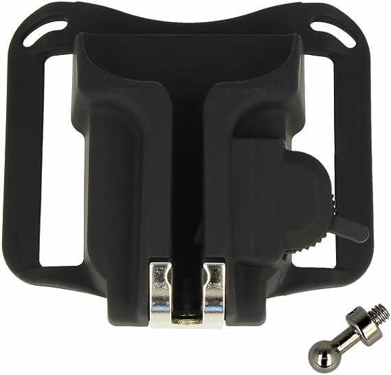 Impulsfoto Clip para el cinturón Soporte de cinturón para cámara ...