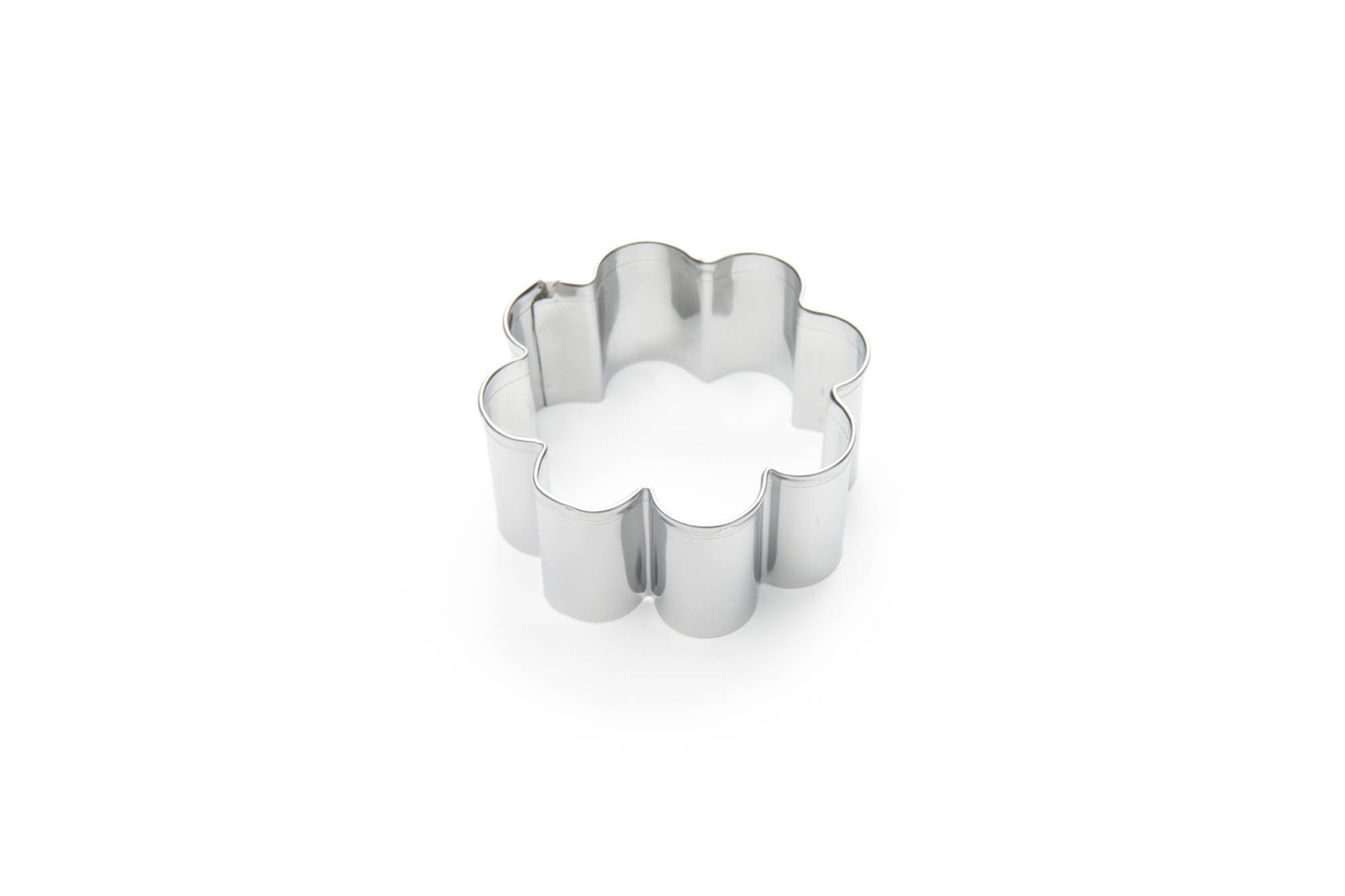 Fox Run 3380 Small Daisy Cookie Cutter, 2-Inch, Stainless Steel