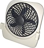 "O2COOL Crate Fan, 5"""