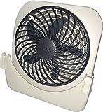 O2COOL 5- inch Crate Fan