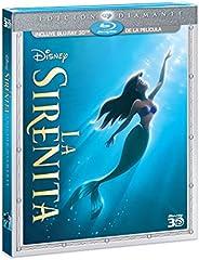 La Sirenita (Edición Diamante) [Blu-ray]