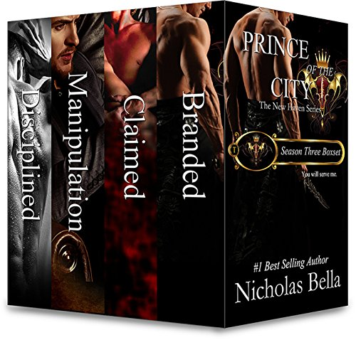 (Prince of the City: Season Three Complete (The New Haven Series Book)