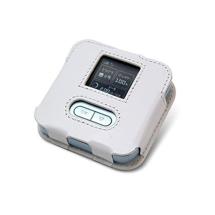 Wi-Fi ケース Pocket WiFi 601ZT ワイモバイル (グレー) モバイルルーター