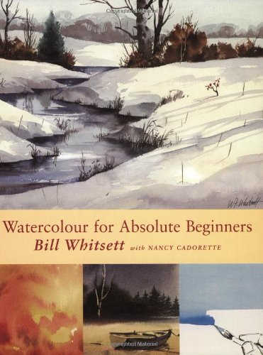 Download Watercolour for Absolute Beginners pdf