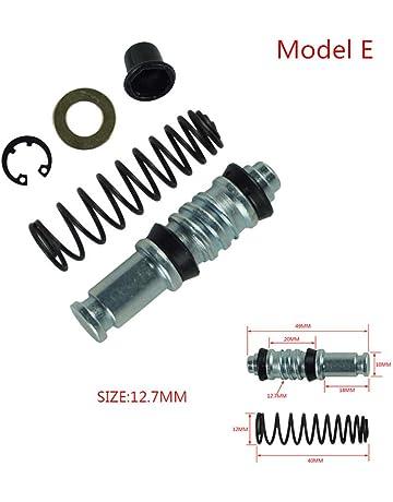 Bullone tubo vite moto Suuonee 10mm M10x1.00 Bullone tubo vite in acciaio inox per pompa freno