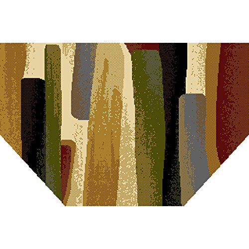 Home Dynamix HD4791-999 Royalty Collection Hearth Area Rugs, 23-Inch, Multicolor