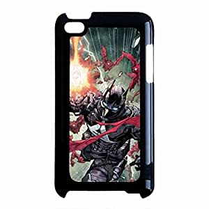 Batman Marvel Comic Series Funda,Back Funda TPU For Ipod touch 4th,The Simple Funda For Ipod touch 4th