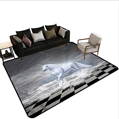 Unicorn,Floor Mat Entrance Doormat 80