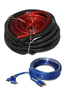 amplifier hookup kit How to install a car amp, installing car audio amplifiers, and car amp installation directions on how to wire everything from the battery to the speakers.