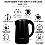 Secura SWK-1701DB The Original Stainless Steel