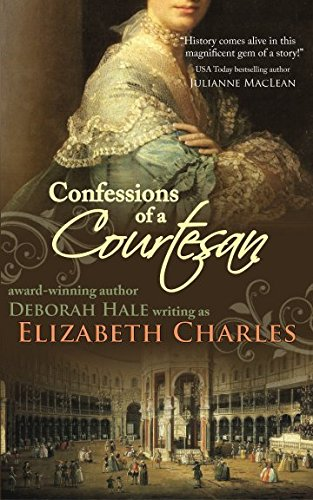 book cover of Confessions of a Courtesan