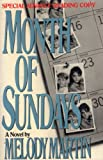 Month of Sundays, Melody Martin, 1561291463