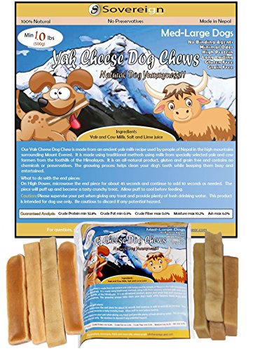 Himalayan Yak Dog Chews Mountains product image