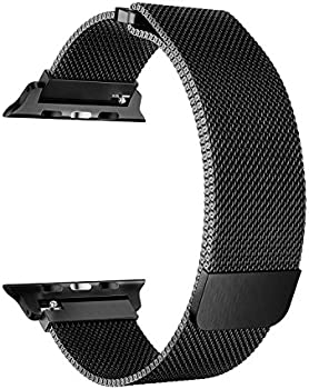 Cocos Tech Stainless Steel Apple Watch Band