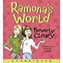 Ramona's World Audiobook by Beverly Cleary Narrated by Stockard Channing