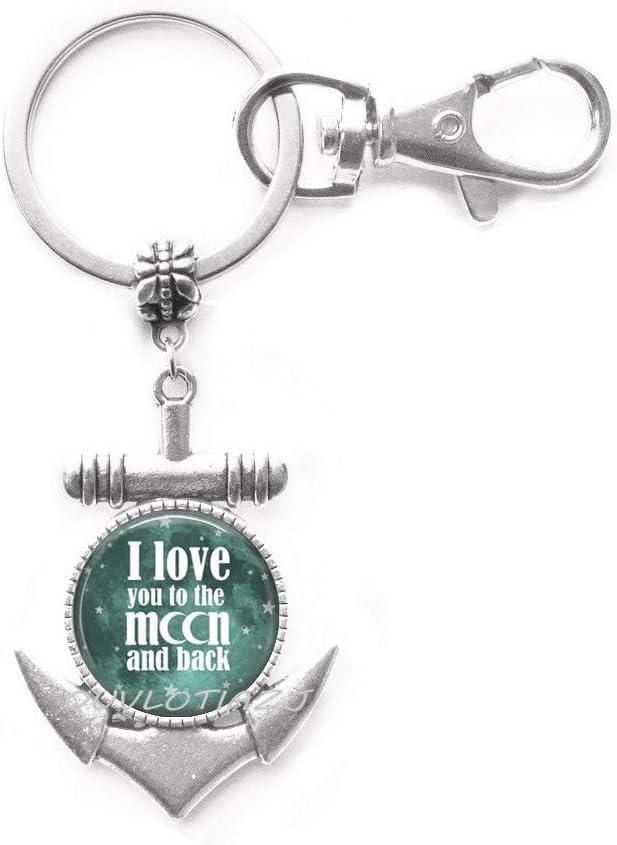 Charm 1pcs Key to My Heart couple Keychain Keyring Valentine/'s Day Love Gift