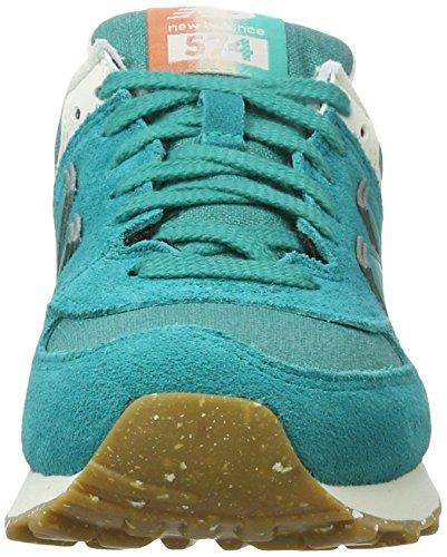 New turquoise Da Ginnastica Donna Wl574seb Balance Blu Scarpe ffSw8aq4