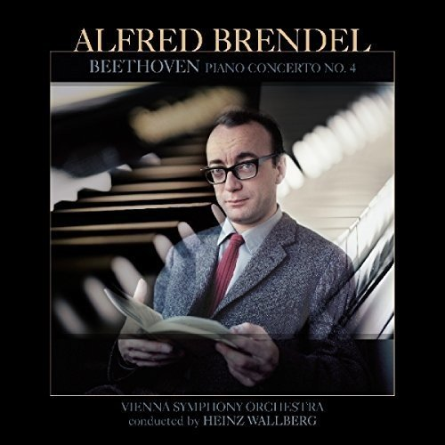 Vinilo : ALFRED BRENDEL - Beethoven: Piano Concerto 4 (Holland - Import)