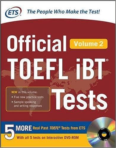 Toefl Practice Test Papers Pdf