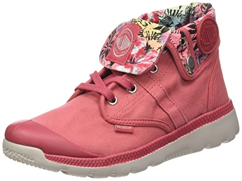 Garnet Pink Ch Pt Hawai Palladium Rose Trainers BGY Women's W H25 Palavil Grey W C Hi Top WWBvUqZx