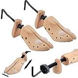 Babz 2x Femmes Chaussure Brancards / 3-voies élargisseurs Pour Qui s'étend femmes' Chaussure - s'agrandit Longueur, Largeur & Hauteur de serré Chaussures