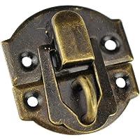 SUPVOX 10 stks antieke sieradendoos vergrendelingen Vintage hangslot gesp Hasp Latch voor koffers lade
