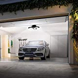LED Garage Lights, 2 Pack 60W Deformable Garage