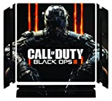 Call of Duty: Black Ops 3 III BOPS3 Game Skin for Sony Playstation 4 Slim - PS4 Slim Console - 100% Satisfaction Guarantee!
