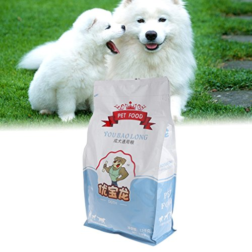 Stebcece Natural Dry Dog Food, Limited Ingredient, 1.5 KG Dry Meal Recipe by Stebcece