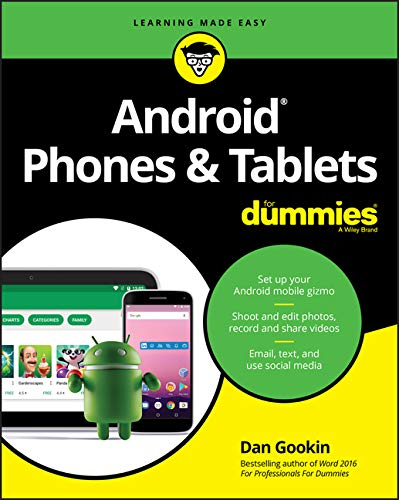 Android Phones & Tablets For Dummies (For Dummies (Computer/Tech))