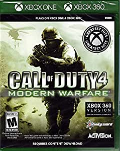 Call of Duty 4 Modern Warfare- Xbox One: Xbox One: Computer and