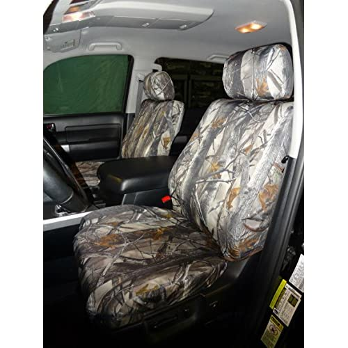 Durafit Seat Covers Toyota Tundra Crew Max Front and Back