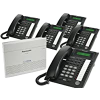 Panasonic KX-TA824 & 5 KX-T7730B Phones