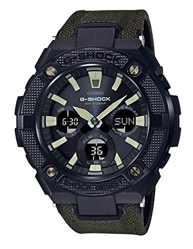 CASIO G-Shock G-Steel GSTS130BC-1A3 Green