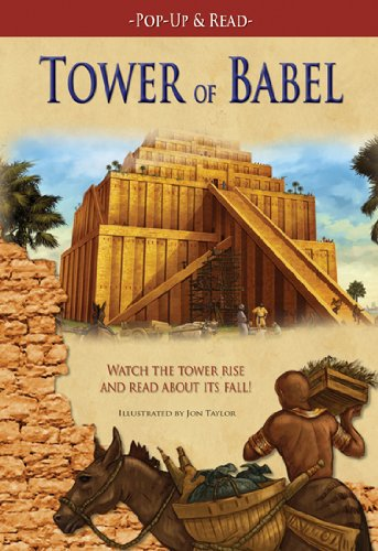 Tower of Babel Pop-Up and Read (Pop-up & Read)