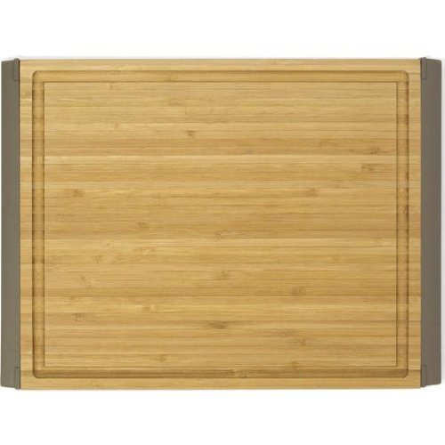 OXO Good Grips 9-by-12-Inch Bamboo Cutting Board, Bamboo (Good Grips Cutting Board compare prices)