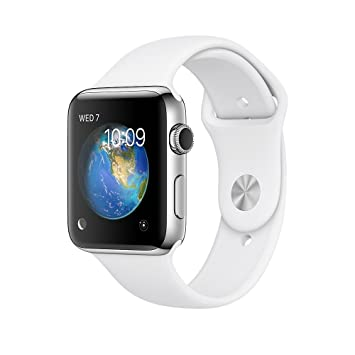 Apple - Watch Series 2 38mm smartwatch Caja Acero Inoxidable ...